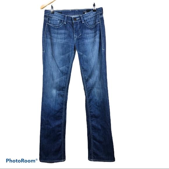 WILLIAM RAST Sadie slim and straight jeans